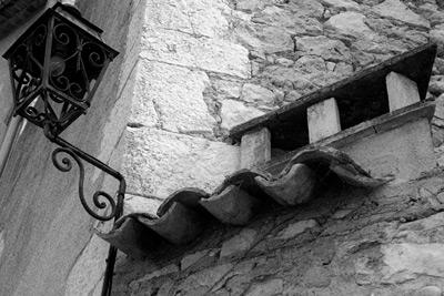 St. Paul de Vence - Wall Detail