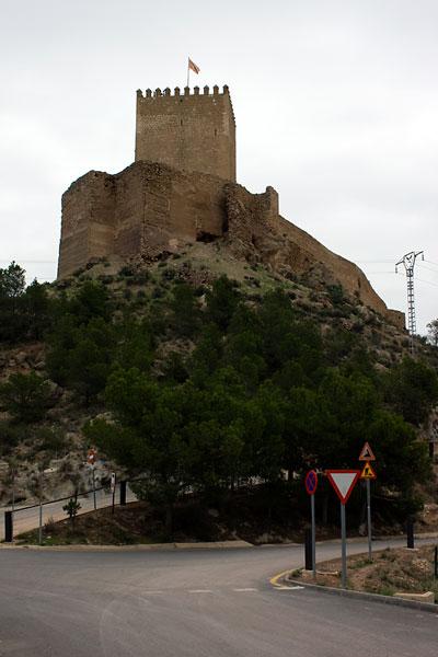 Lorca Castle, Lorca, Spain