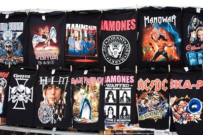 Puerto de Mazarrón - Sunday  Market | Tee-shirts