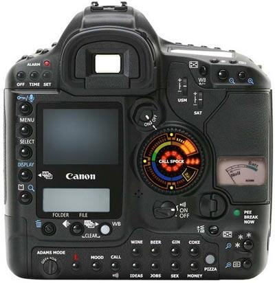 The Next Canon EOS Digital?