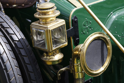 Model T Ford Detail @ Goodwood Festival Of Speed 2008
