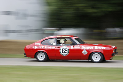 Ford Capri @ Goodwood Festival Of Speed 2008