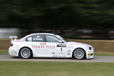 Goodwood Festival Of Speed 2008