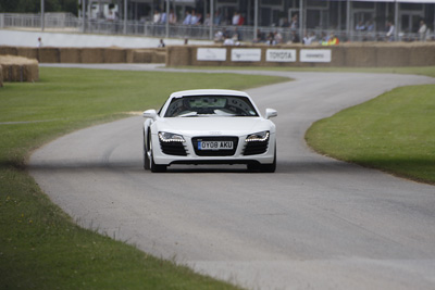 R8 @ Goodwood Festival Of Speed 2008