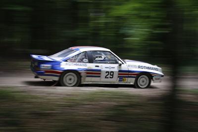 Rally Car @ Goodwood Festival Of Speed 2008