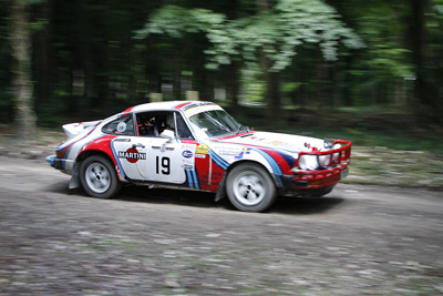 Porche Rally Car @ Goodwood Festival Of Speed 2008
