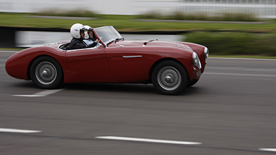 International Healey Weekend @ Goodwood