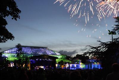 Finale @ Kew Gardens Summer Swing