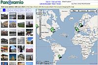 Panoramio - website screenshot